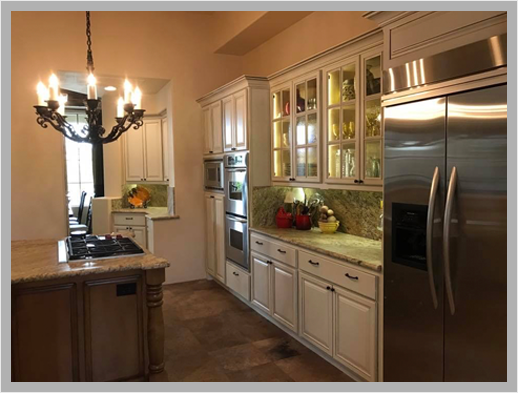 Kustomcabs, LLC Is A Full Service Cabinet Company Located In Chandler,  Arizona. We Are Licensed, Bonded And Insured. We Make Cabinets, From The  Tree To The ...